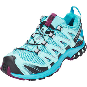 Salomon XA Pro 3D - Chaussures running Femme - turquoise